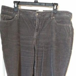 Sonoma corduroy pants